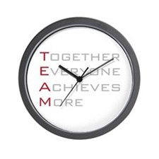 TEAM Together Everyone Achieves Wall Clock
