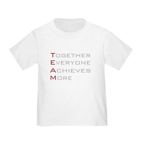 TEAM Together Everyone Achieves Toddler T-S