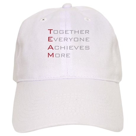 TEAM Together Everyone Achieves Cap