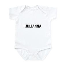 Julianna Infant Bodysuit