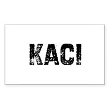 Kaci Rectangle Decal
