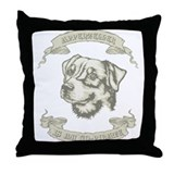 Appenzeller Sennenhunde Throw Pillow