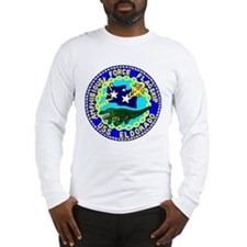 USS Eldorado (AGC 11) Long Sleeve T-Shirt