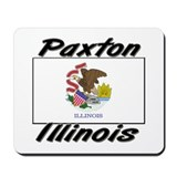 Paxton Illinois Mousepad