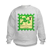 Grandma & Grandpa FROGS Sweatshirt