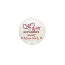 Casey's Alley Mini Button (10 pack)
