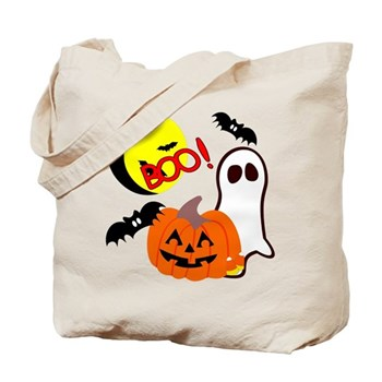 Halloween Tote Bags, Sacks and Fall Theme Bags