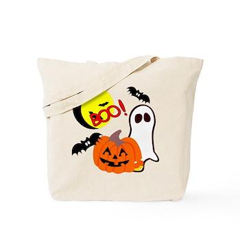 Halloween Tote Bags, Sacks and Fall Theme Bags