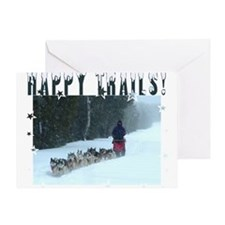 Happy Trails! Greeting Card