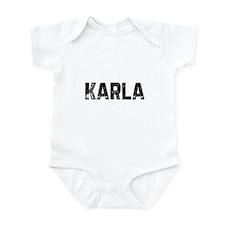 Karla Infant Bodysuit