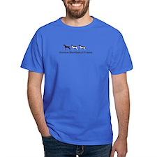 Group O' GSPs T-Shirt