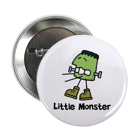 Frankie Little Monster Button