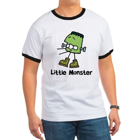 Frankie Little Monster Ringer T