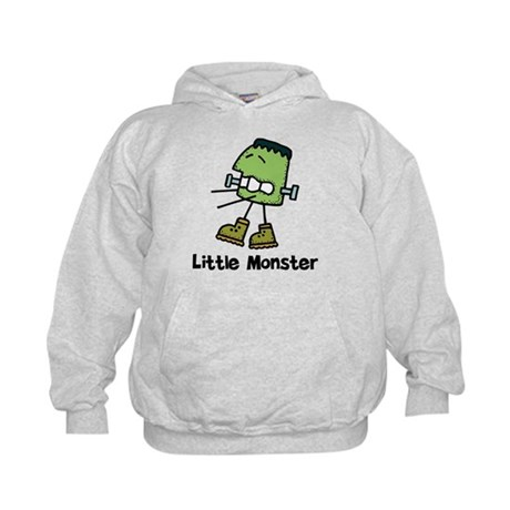 Frankie Little Monster Kids Hoodie