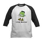 Frankie Little Monster Kids Baseball Jersey