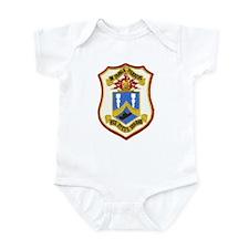 USS DYESS Infant Bodysuit
