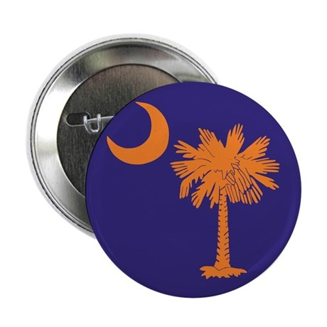 Orange and Purple SC Flag 2.25