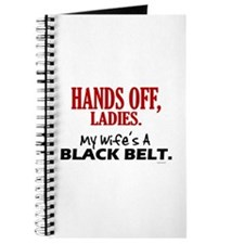 Hands Off Ladies 1 Journal