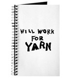 Will Work For Yarn Journal