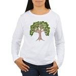 Family Tree Women's Long Sleeve T-Shirt