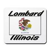 Lombard Illinois Mousepad