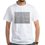Ireland Through the Clouds White T-Shirt
