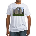 Stone Henge Fitted T-Shirt