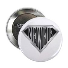 "SuperNewfie(metal) 2.25"" Button"