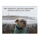 Yearly: Beloved Brussels Griffon Wall Calendar