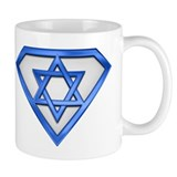 Super Jew/Israeli Mug
