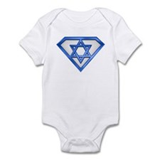 Super Jew/Israeli Infant Bodysuit