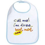 Call me! Bib
