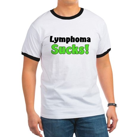 Lymphoma Sucks Ringer T