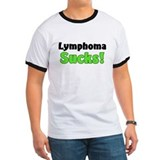 Lymphoma Sucks Tee-Shirt