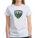 Mountain Village Police Women's T-Shirt
