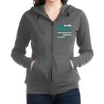 Mountain Village Police Women's Raglan Hoodie