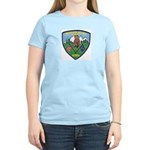 Mountain Village Police Women's Light T-Shirt