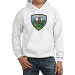 Mountain Village Police Hooded Sweatshirt
