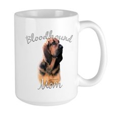 Bloodhound Mom2 Mug