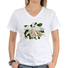 WHITE ORCHIDS Shirt