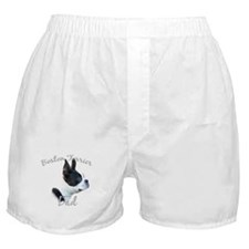 Boston Dad2 Boxer Shorts
