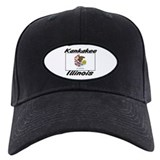 Kankakee Illinois Baseball Cap