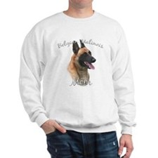 Malinois Mom2 Sweatshirt