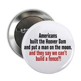 Americans built... Button