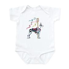 Great Dane Harle Carousel Infant Bodysuit
