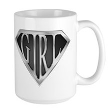 SuperGirl(Metal) Mug