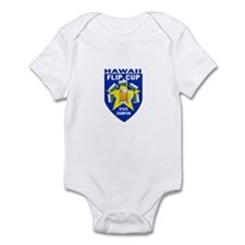 Hawaii Flip Cup State Champio Infant Bodysuit