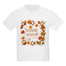 Dogsledding Season T-Shirt