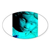 Clairvoyance Oval Decal