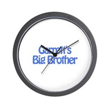 Garrett's Big Brother Wall Clock